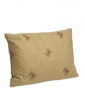 Подушка стеганая TAYLAK верблюжья пуховая шерсть 50х68