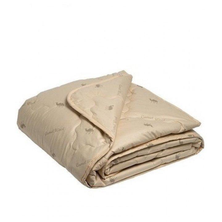 Одеяло детское всесезонное ВЕРБЛЮЖКА 100х140