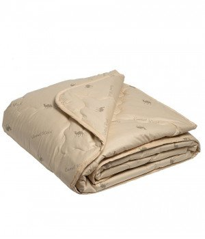 Одеяло всесезонное ВЕРБЛЮЖКА 140х205