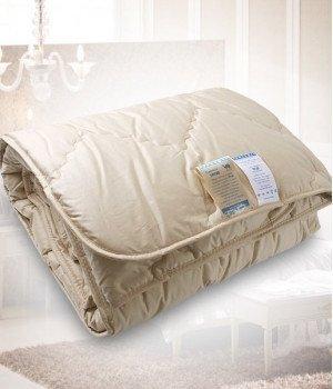 Одеяло облегченное TAYLAK верблюжья пуховая шерсть 140х205