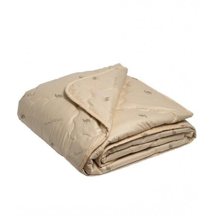 Одеяло всесезонное ВЕРБЛЮЖКА 200х220