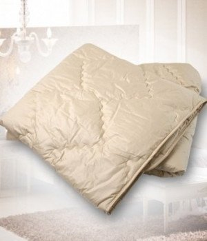 Одеяло всесезонное TAYLAK верблюжья пуховая шерсть 172х205