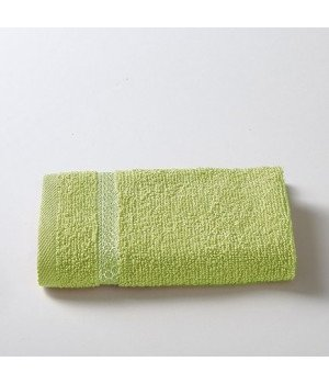 "Салфетка махровая ""KARNA"" PETEK Зеленая 30x30"