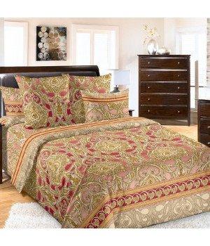 Постельное белье бязь Дамаск - 2 спальное с европростыней, 3100Б
