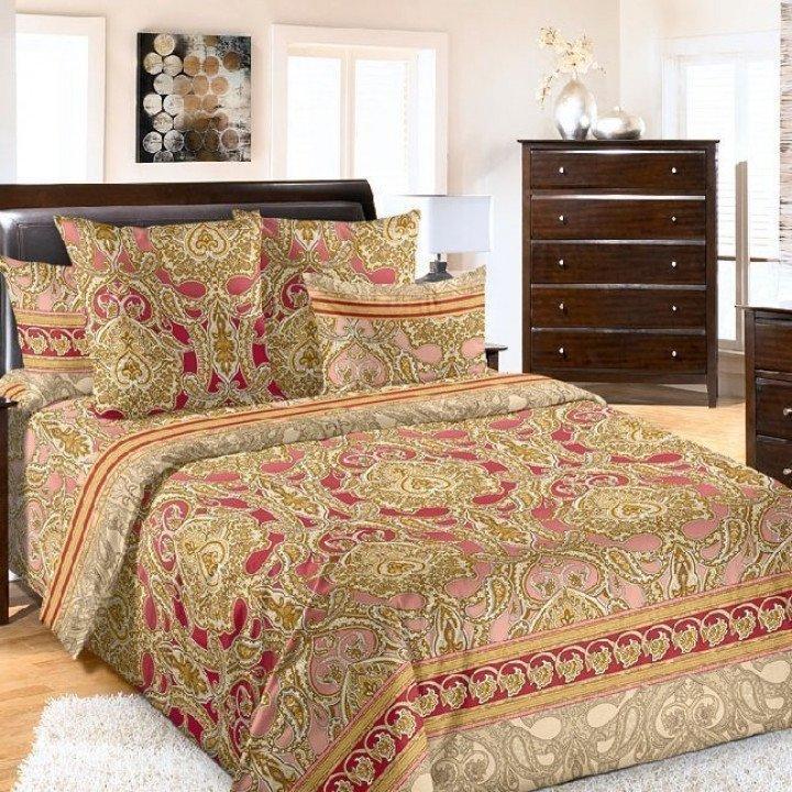 Постельное белье бязь Дамаск - 2 спальное, 2100Б