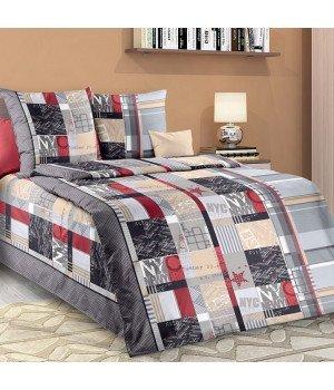 Постельное белье бязь Лофт - 1,5 спальное, 1100А