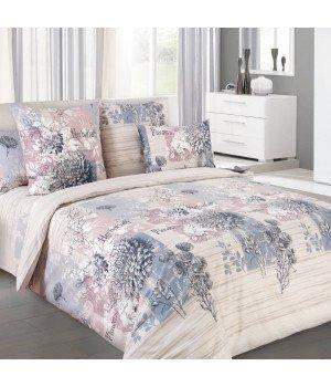 Постельное белье бязь Эскиз 1 - 2 спальное с европростыней, 3100Б