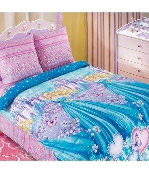 Постельное белье бязь Золушка - 1,5 спальное, 1130К