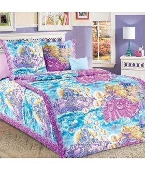 Постельное белье бязь Принцесса - 1,5 спальное, 1100А