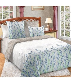 Постельное белье бязь Вдохновение 3 коричневое - 2 спальное с европростыней, 3100Б