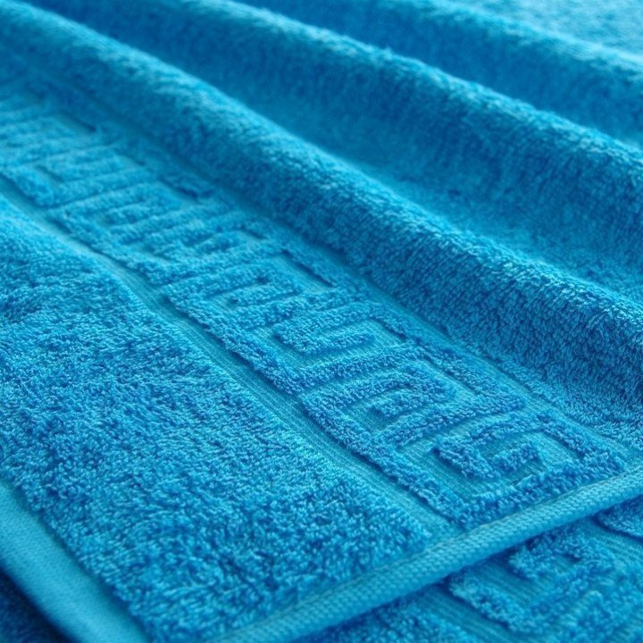 Полотенце махровое Голубое 50х85