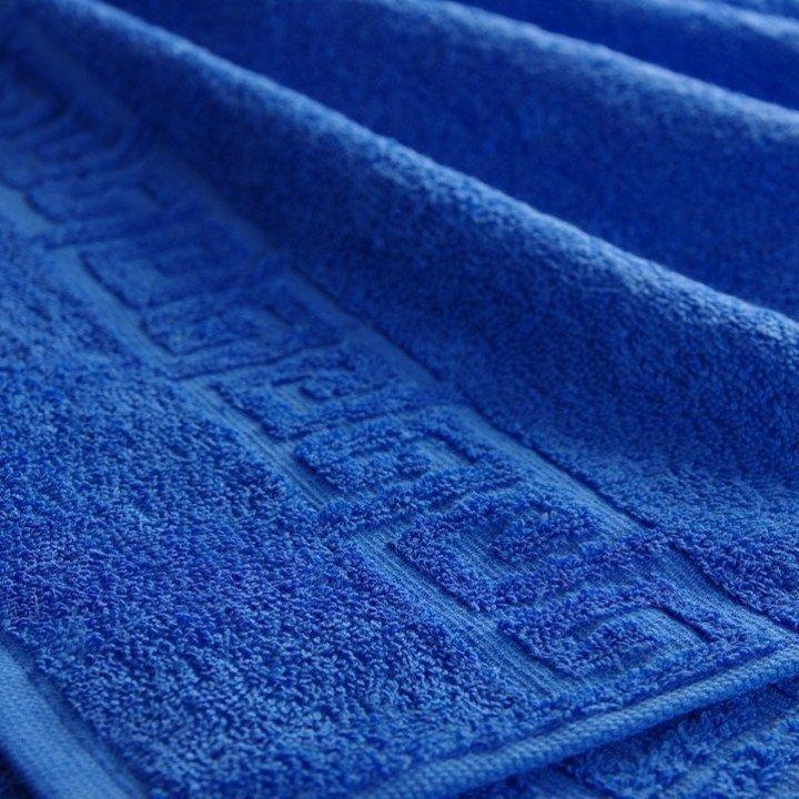 Полотенце махровое Синее 40х65