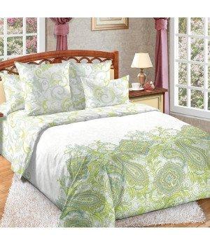 Постельное белье перкаль Иллюзия с компаньоном - 2 спальное с европростыней, 3250П