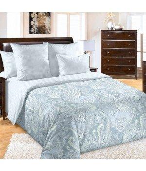 Постельное белье перкаль Восточное утро с компаньоном - 2 спальное с европростыней, 3250П
