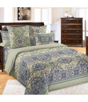 Постельное белье перкаль Восточные сказки 4 фиолетовое с компаньоном - 1,5 спальное, 1250П