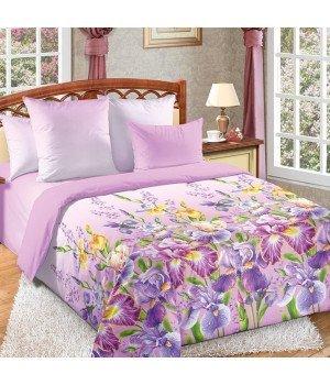 Постельное белье перкаль Виолетта с компаньоном - 1,5 спальное, 1250П
