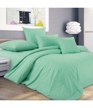 Постельное белье перкаль Утренняя свежесть - 2 спальное с европростыней, 3200П