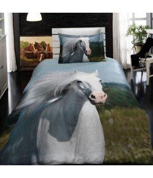 Постельное белье бамбук VS 3D Digital 1058-07 1,5 спальное