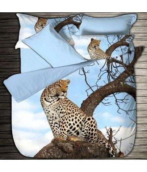 Постельное белье бамбук VS 3D Digital 1331-05 Евро