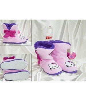 сапожки домашние Hello Kitty