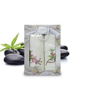 Набор полотенец Ceylin's Pearl Towel (50x90, 70x140)